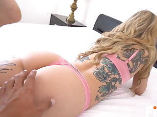 Bratty Step Sis gets Blackmailed by Step Bro - Hardcore Fuck
