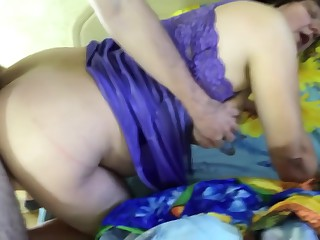 Stepmom and son had anal lovemaking everywhere hammer away morning. Big ass mom lovemaking with son anal