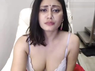 Hot bengali piece of baggage masturbating and grousing HD