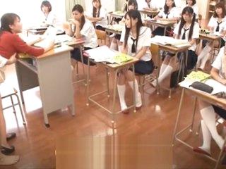 Asian infancy students fucked down the classroom Part.5 - [Earn Unorthodox Bitcoin on CRYPTO-PORN.FR]