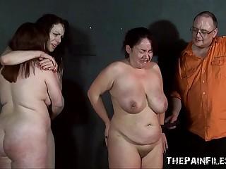 Three slavegirls whipping and extreme corrigendum to tears be fitting of amateurish slavesluts