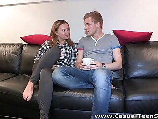 Casual Teen Sex - Crazed for casual sex Eugenia