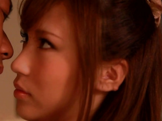 Japanese legal age teenager pounded coupled with facialized