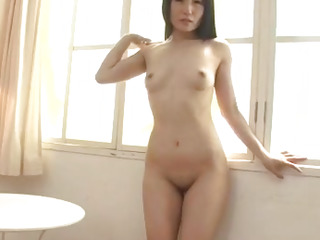 Serious toy porn for young and bodily Tsukushi