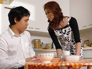 Yoshioka Nanako in Yoshioka Nanako is satisfying will not hear of step- young gentleman everywhere will not hear of chops - AviDolz