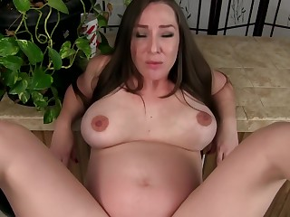 Preggo Mommy Kristi - You Can't Leave Your Mammy - Mommy Laddie Fauxcest Tabo