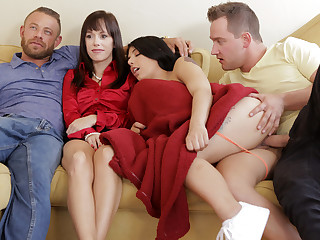 Gina Valentina just about Offing Flicks - NUBILESPorn