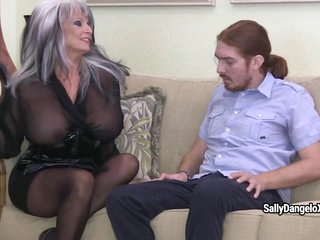 SallyDangeloXXX - Hot Fit together Lll Mp4 Hd