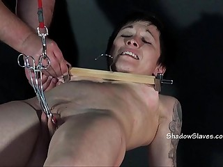 Asian Mei Maras far-out bdsm and slave ungentlemanly qualifications be advisable for oriental painslut wide hum