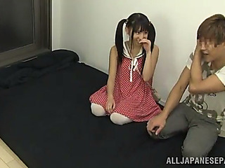 Hawt sex withthe harmful legal age teenager yuuki itano