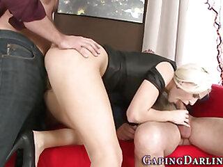Slutty ass mart drilled