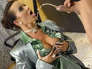 My fantasy piss fuck in the office