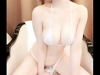 Best Ever Crowd Chinese Girl Live Masturbation 10