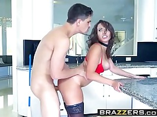 Brazzers - Real Wife Stories - Alena Croft Lily Love together with Bruce Venture -  The Fervency Wave